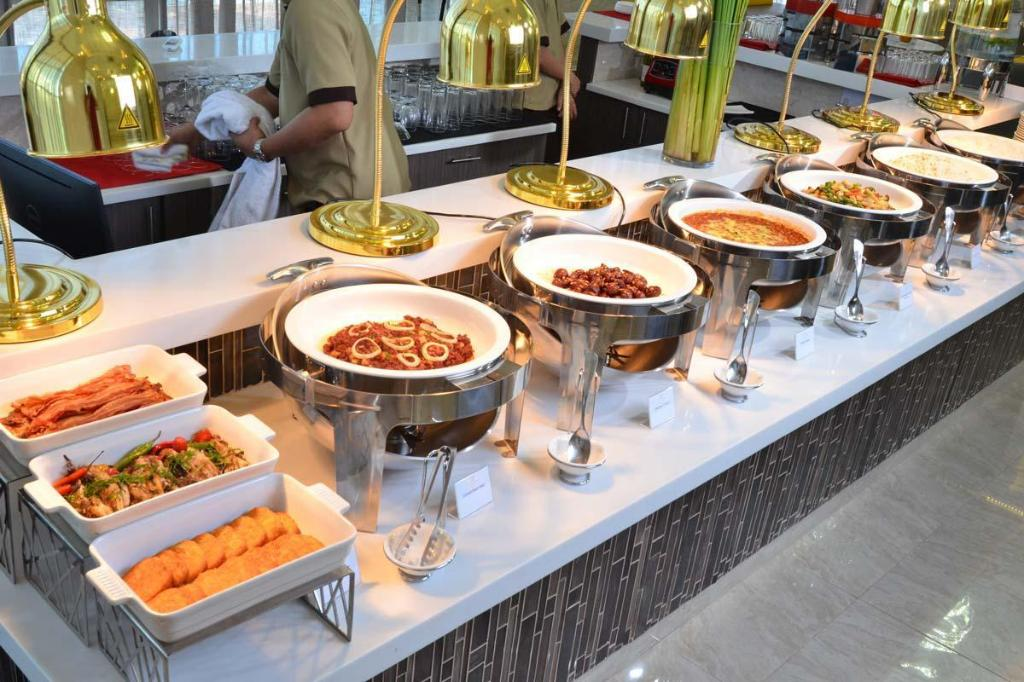 Buffet One Central Hotel