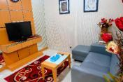 1 BR Cosmo Mansion Apt W/ Access Thamrin Travelio
