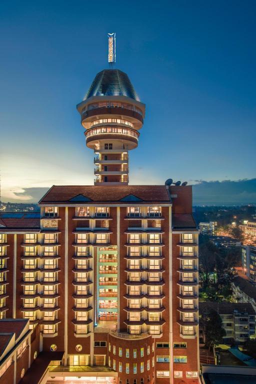 Movenpick Hotel & Residences Nairobi in Kenya - Room Deals, Photos & Reviews