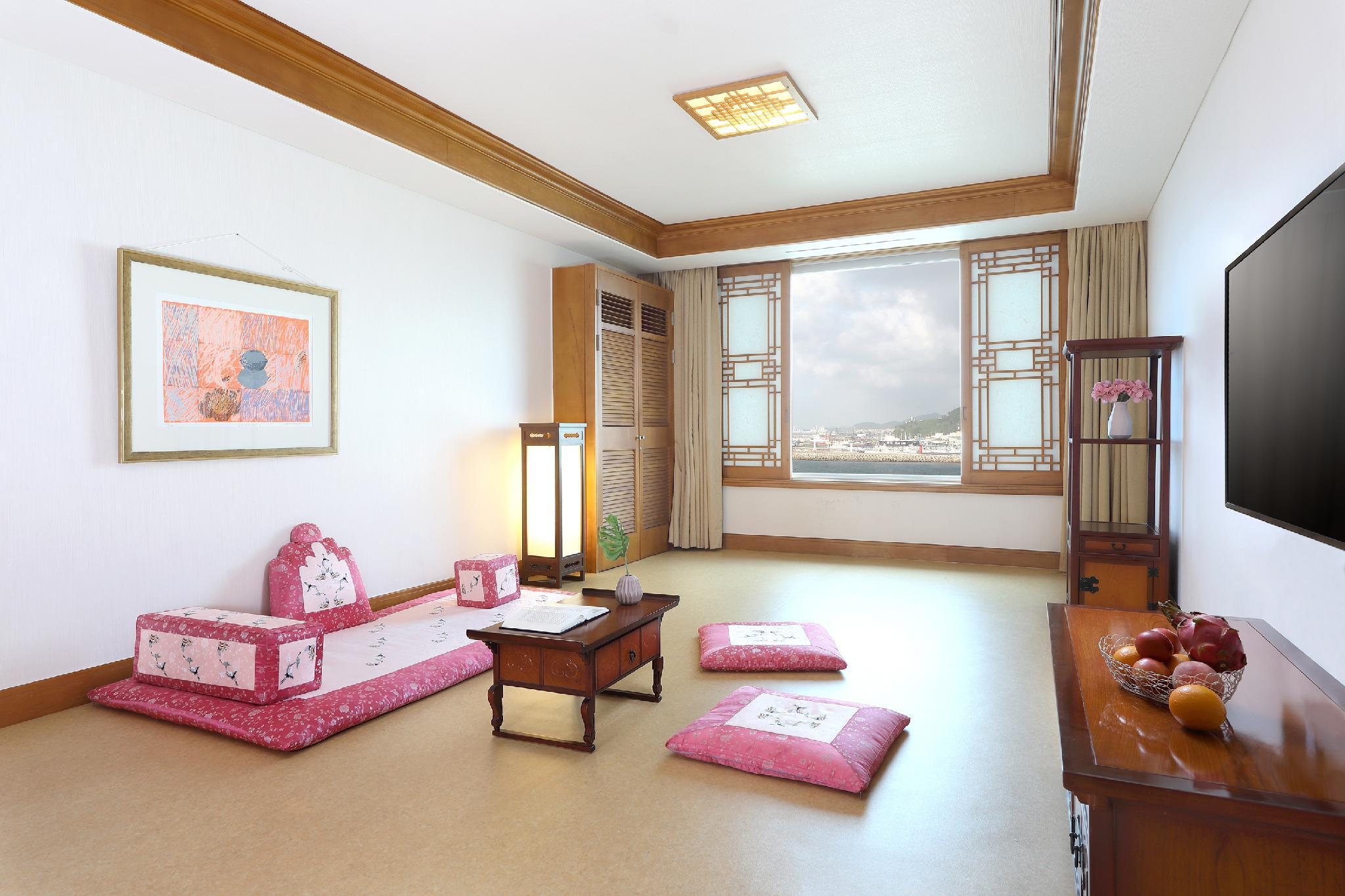 Ondol Room-Korean Traditional Style room