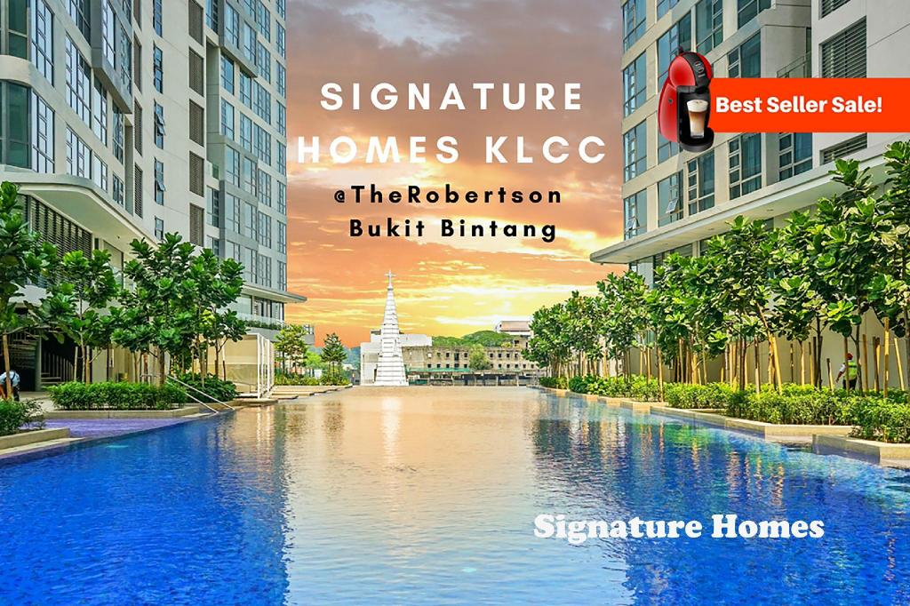 Home ROBERTSON SUITES BUKIT BINTANG KLCC 5Stars KualaLumpur Malaysia