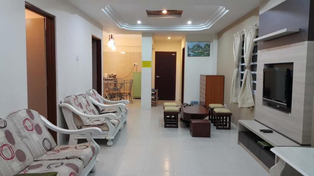 Interior view Rose Homestay