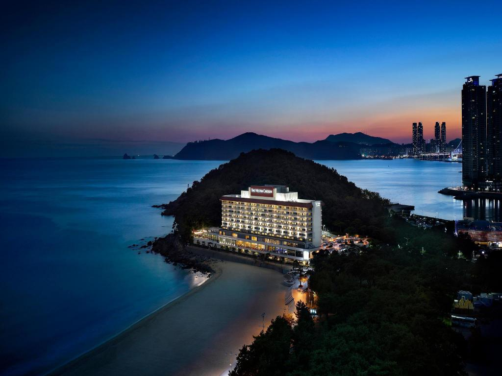 釜山朝鮮威斯汀酒店 (The Westin Chosun, Busan)