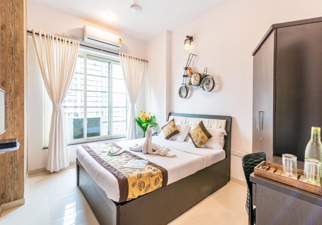 Spanish Style 2 Bhk Apartment Entire Apartment Mumbai Deals Photos Reviews