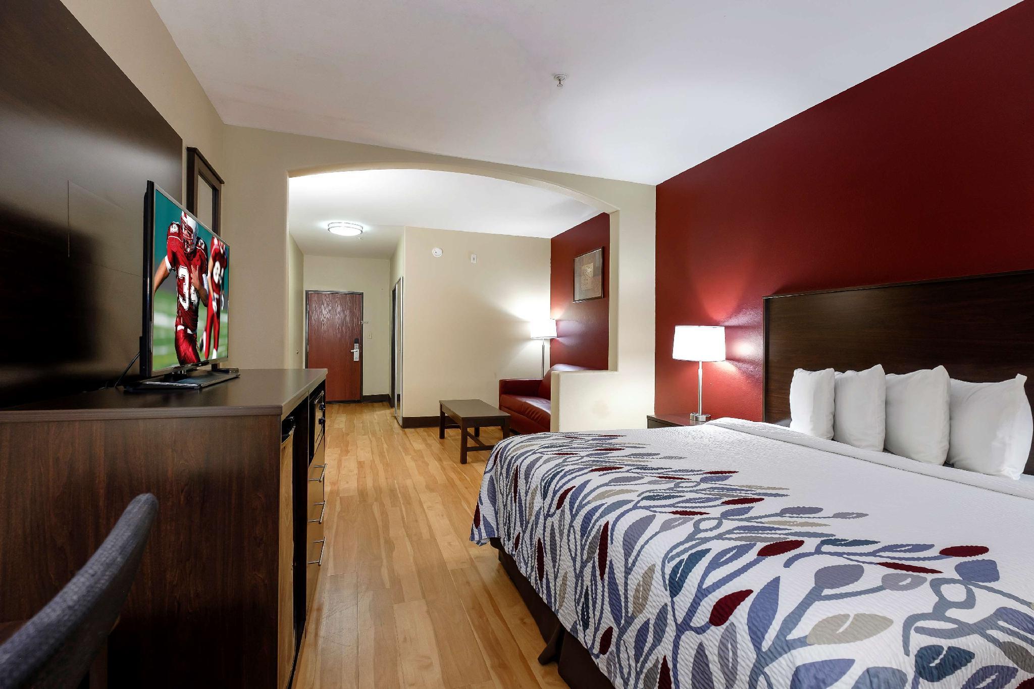 Red Roof Inn Suites Lake Charles Lake Charles La Ab 57