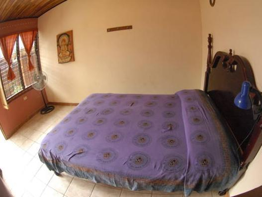 Kamer met Queensize Bed (Queen Room)