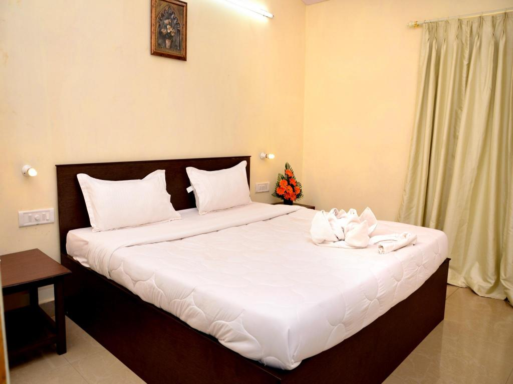 Kamar Standard - Kamar Tidur The Byke Old Anchor Beach Resort