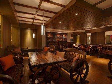 Interior view Hotel Sinclairs Retreat Ooty