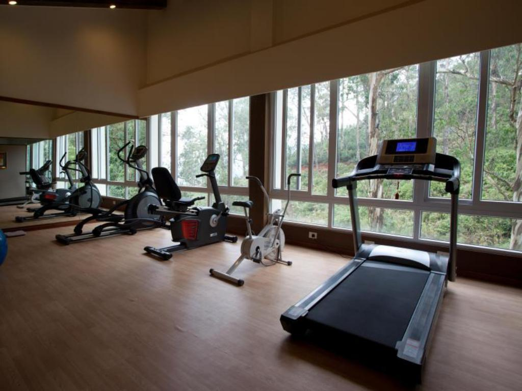 fitness centrum Hotel Sinclairs Retreat Ooty