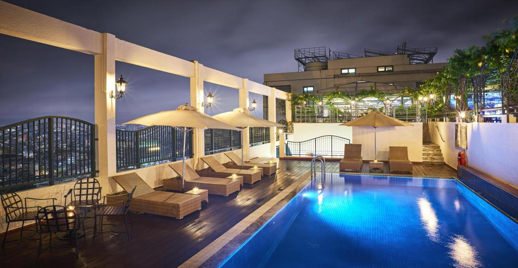Best price on windsor plaza hotel in ho chi minh city - Hotels in windsor uk with swimming pool ...