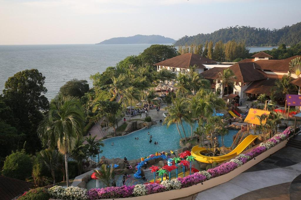 Swiss - Garden Beach Resort Damai Laut in Lumut - Room Deals, Photos ...