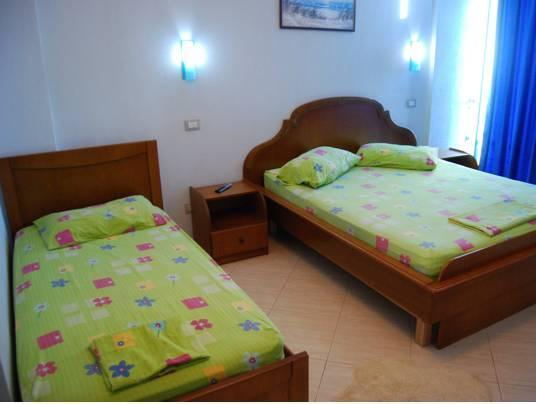 Doppel - oder Zweibettzimmer mit Balkon and Blick (Double Or Twin Room with Balcony And Sea View)