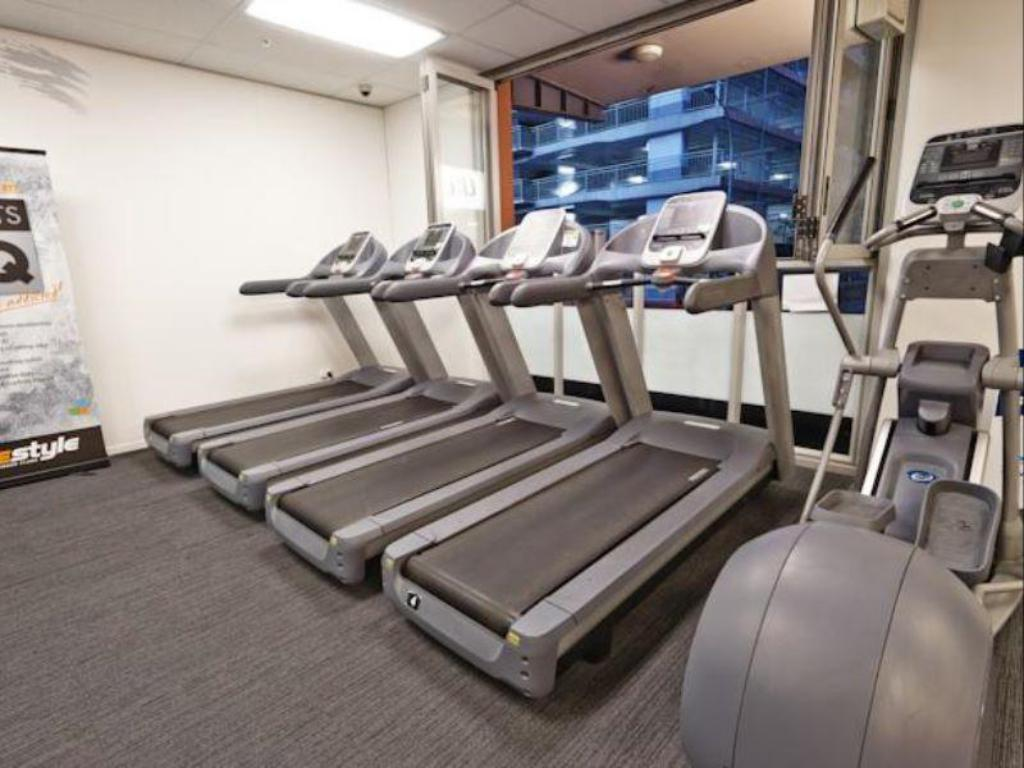 Fitness center Quest Atrium Serviced Apartments