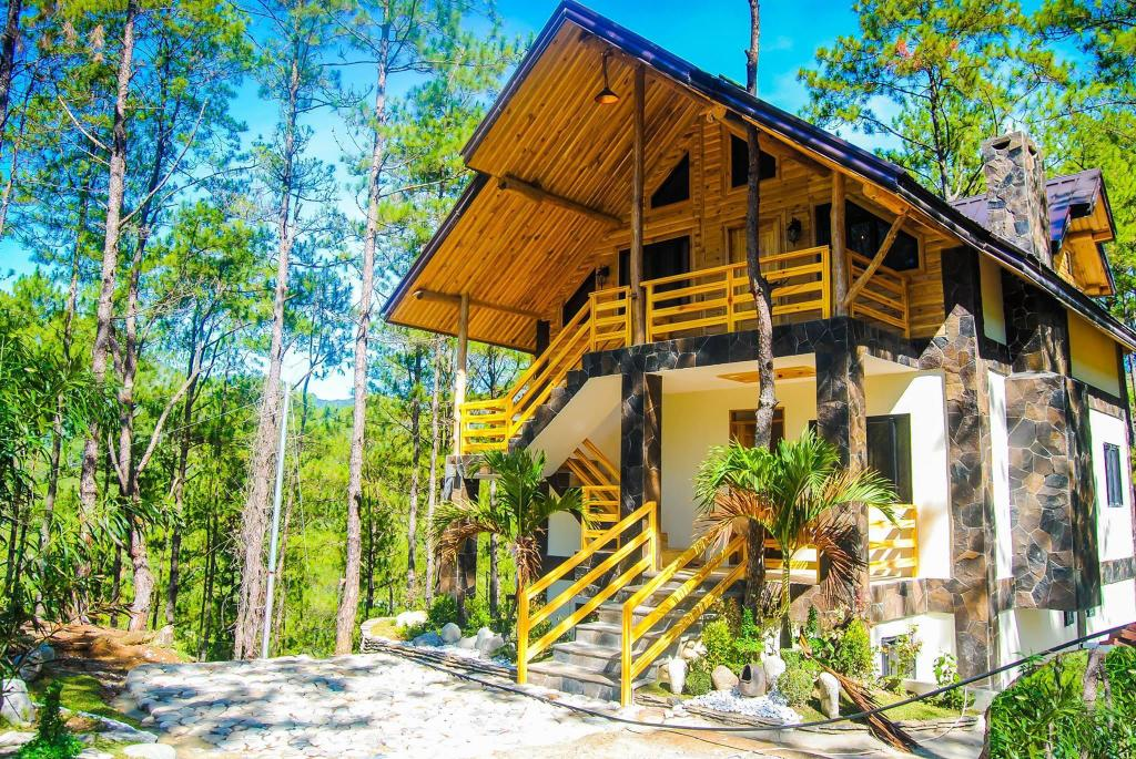 Sagada Blue Mountain Cabins