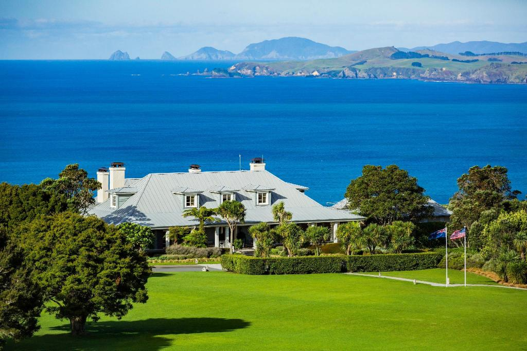 More about The Lodge at Kauri Cliffs