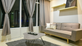 Vortex Suites KLCC | Luxurious 3BR KL Tower View