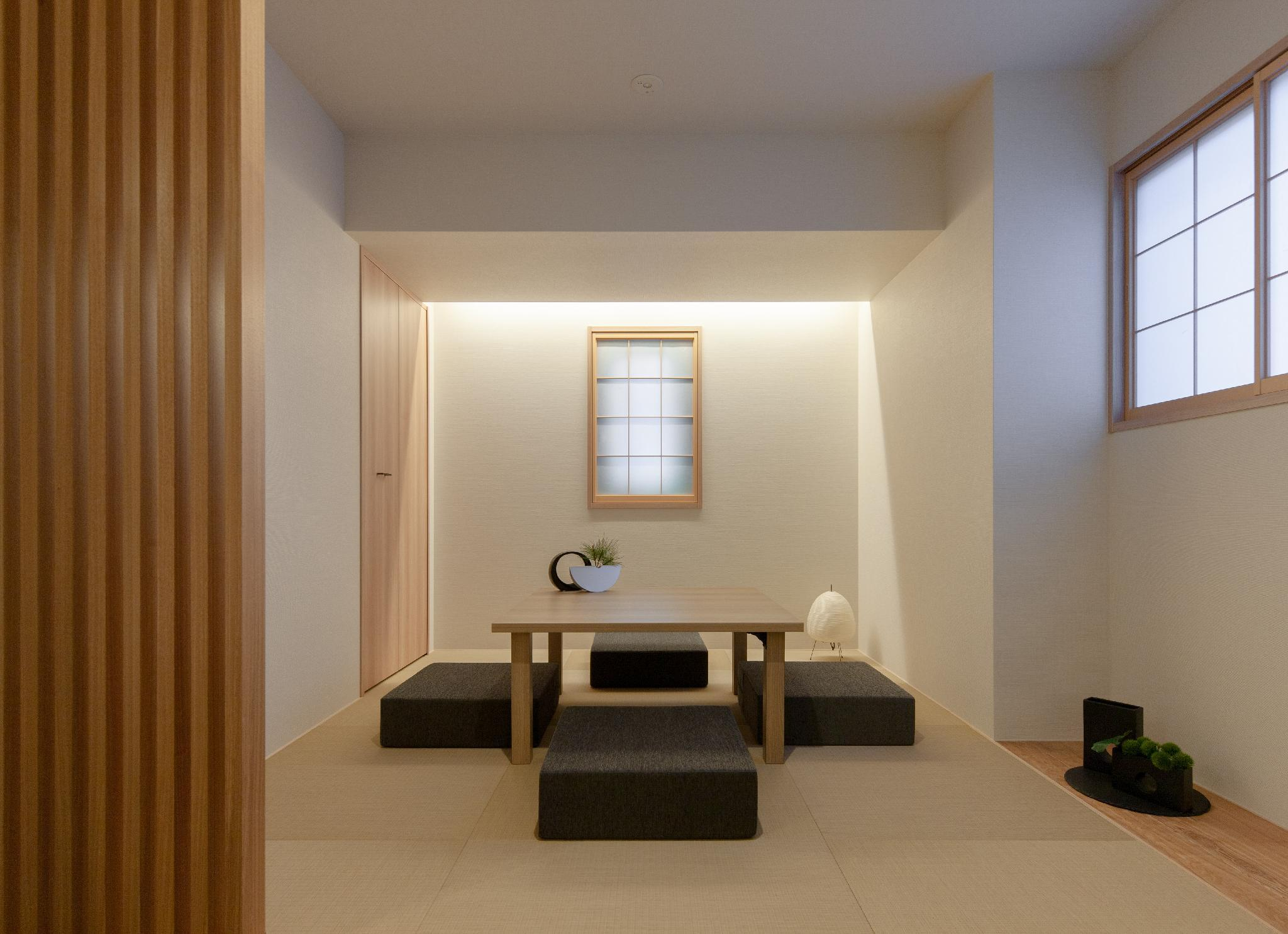 Japanese Style Apartment