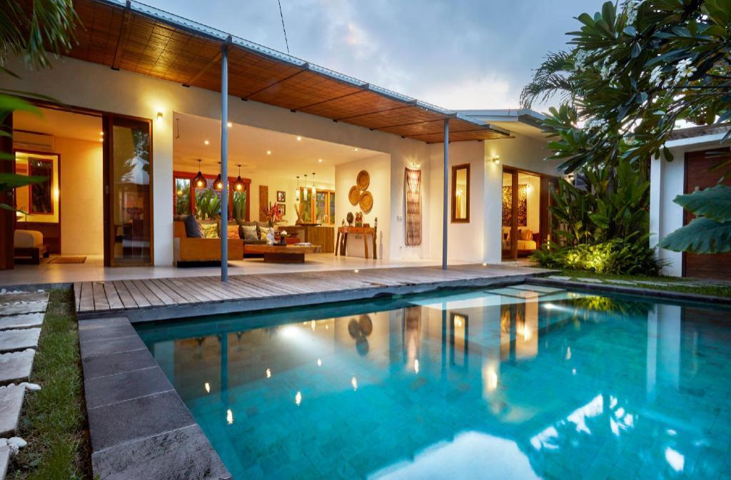 Designed Villa Private Pool Bbq Wifi Seminyak Side Entire Villa Bali Deals Photos Reviews