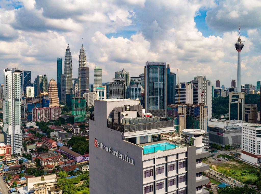 Hilton Garden Inn Kuala Lumpur South Malaysia Mulai Dari Rp 285310 Agoda Com