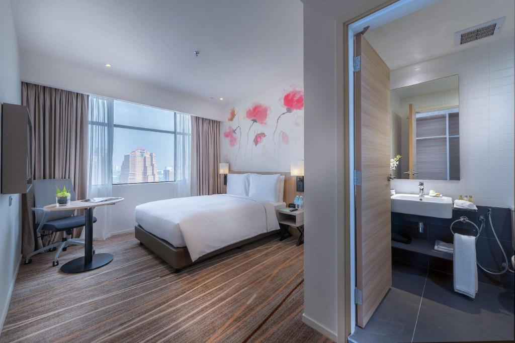 Hilton Garden Inn Kuala Lumpur South Kuala Lumpur Promo Terbaru 2020 Rp 311108 Foto Hd Ulasan