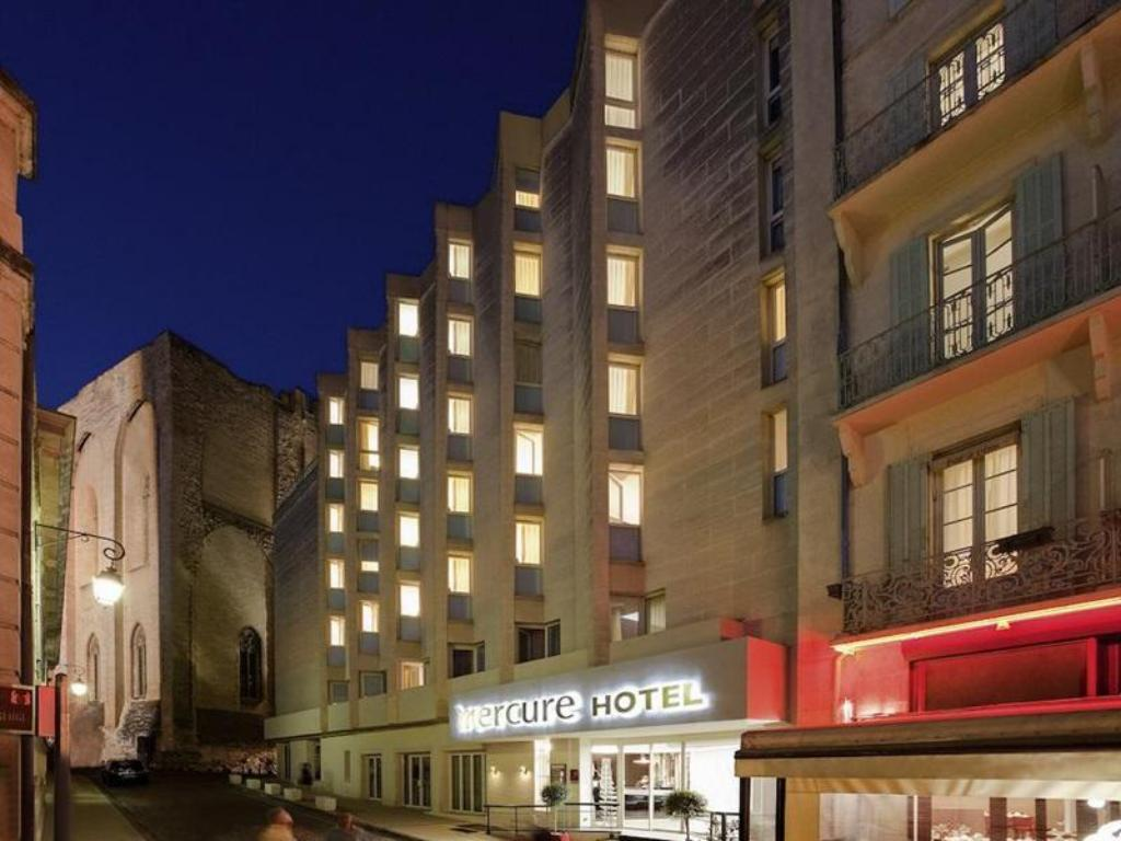 More about Mercure Avignon Centre Palais des Papes Hotel