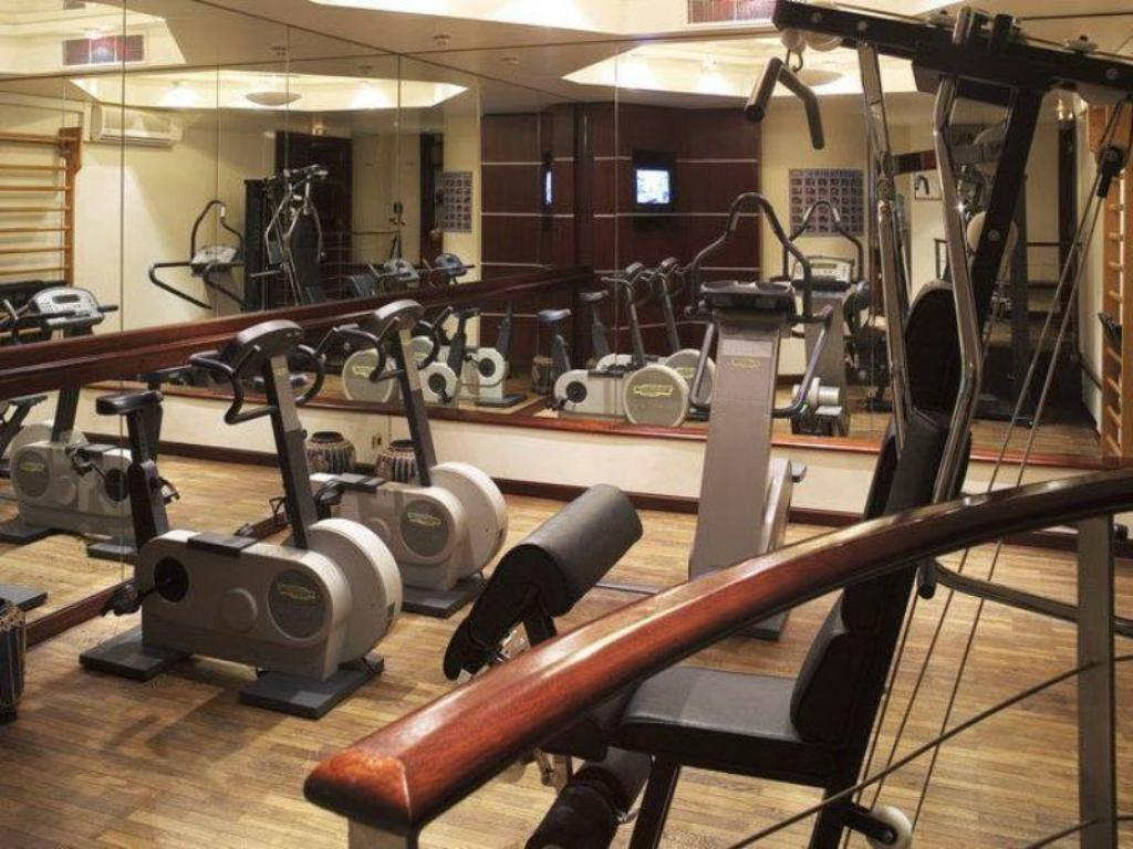 Fitnesscenter Pont Royal
