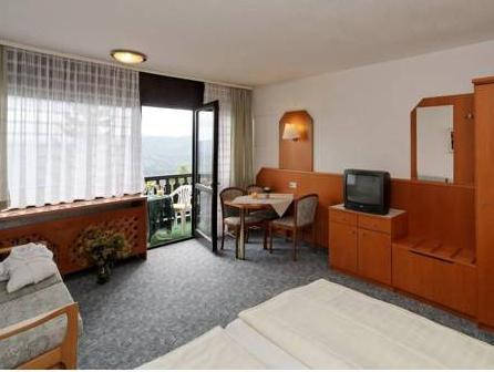 Chambre Double Confort avec Balcon (Comfort Double Room with Balcony)