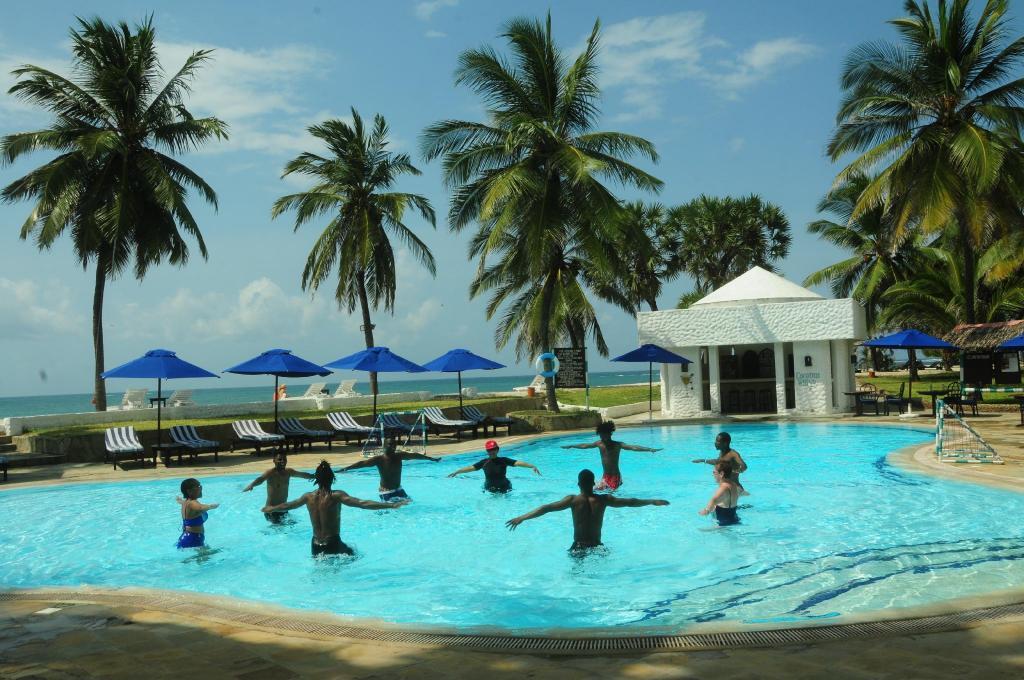 ジャカランダ インディアン オーシャン ビーチ リゾート jacaranda