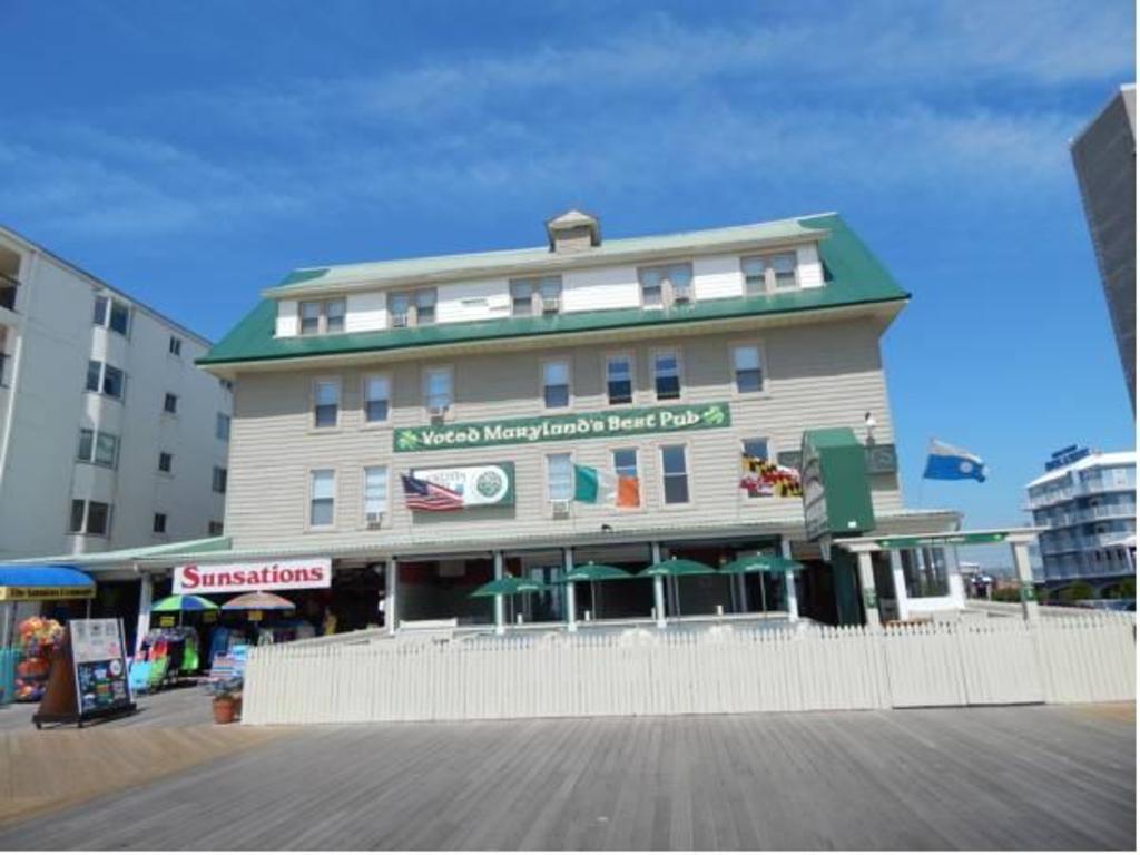Hotels In Ocean City Md >> Shoreham Oceanfront Hotel In Ocean City Md Room Deals
