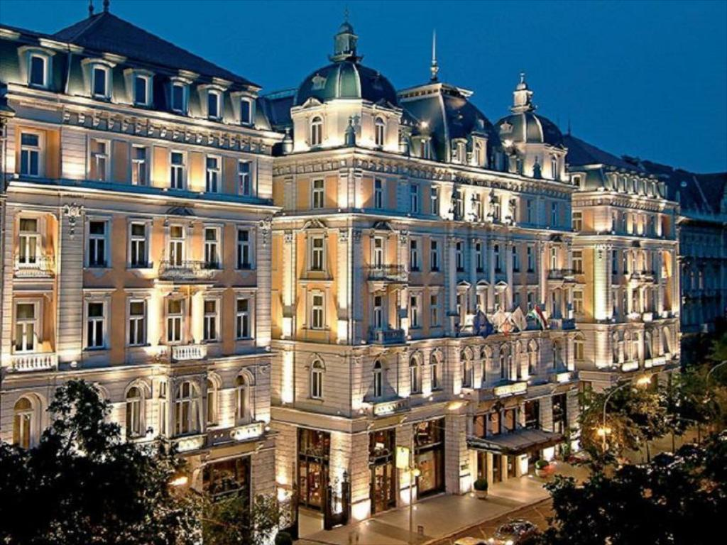 Corinthia Hotel Budapest in Hungary - Room Deals, Photos