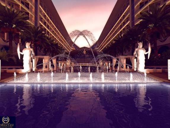 Hotel Vikingen Infinity Resort Spa 5 (TurkeyAlanya): room description, service, reviews 29