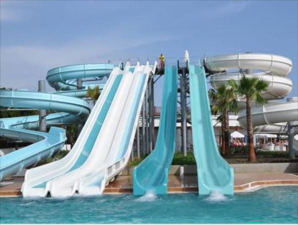 Best Price on Vikingen Infinity Resort & Spa in Alanya + Reviews!