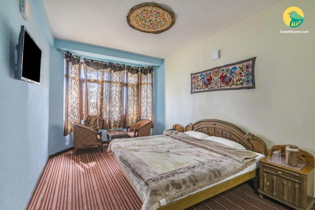50sqm 1 bedroom, 1 Private bathroom  in Moti Tiba (GuestHouser 1 BR Boutique stay in Dalhousie (7A5B))