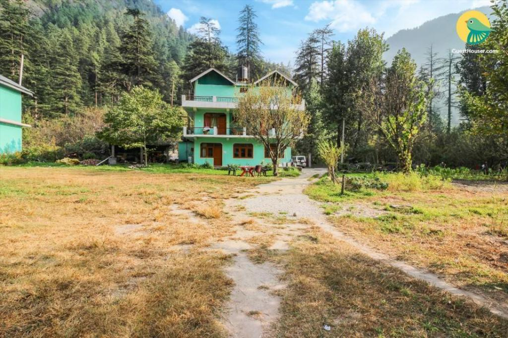 GuestHouser 1 BR Homestay in Kasol (01AD)