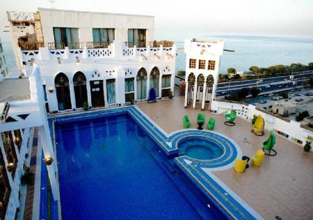 Swimming pool [outdoor] Ghani Palace