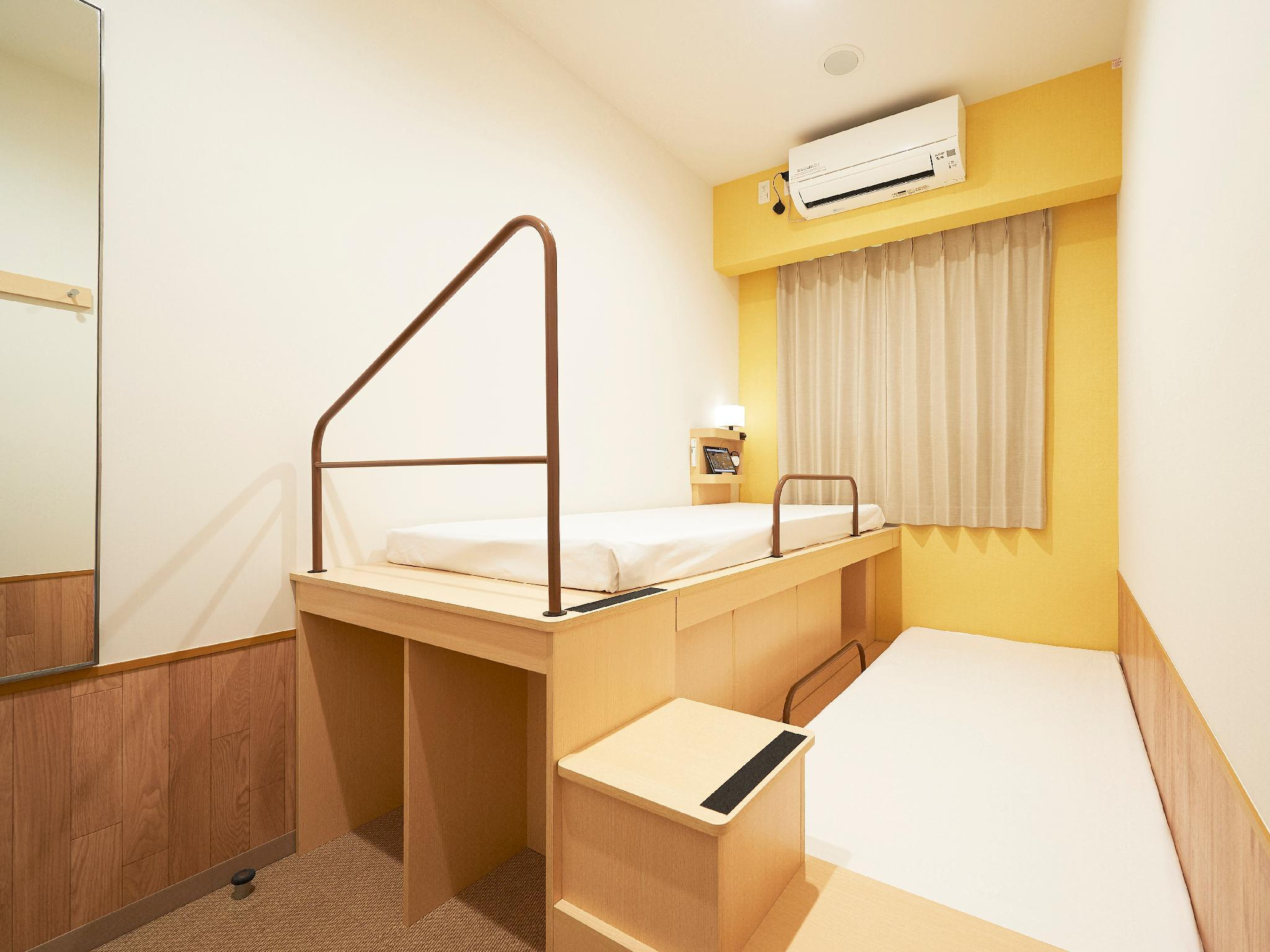 Room with Twin Loft Bed - Non-Smoking