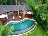 One Bedroom Pool villa By Sirenity closed Ubud