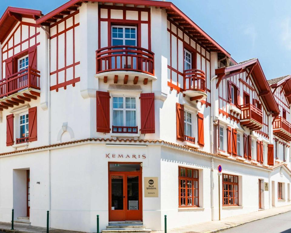Best Western Kemaris Biarritz Parhaat Tarjoukset Agoda Com