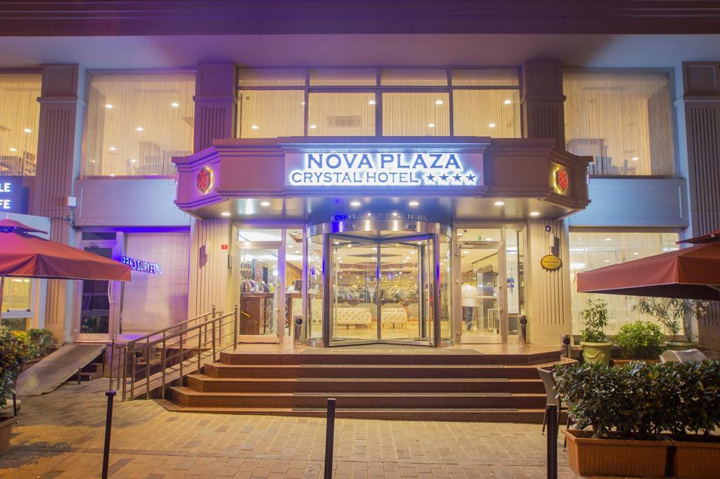 More about Nova Plaza Crystal Hotel