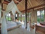 Private Villa with Rice Paddy View