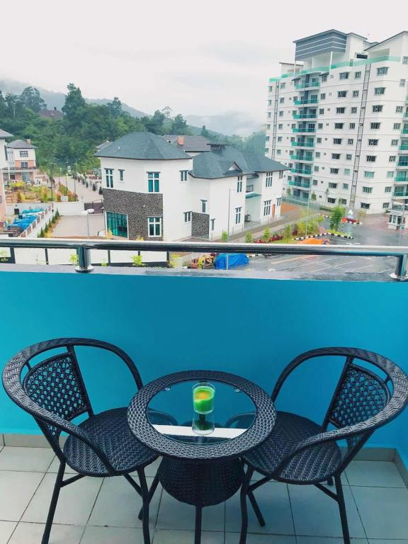 Balcony/terrace Cameron Rest & Relax Leisure homestay