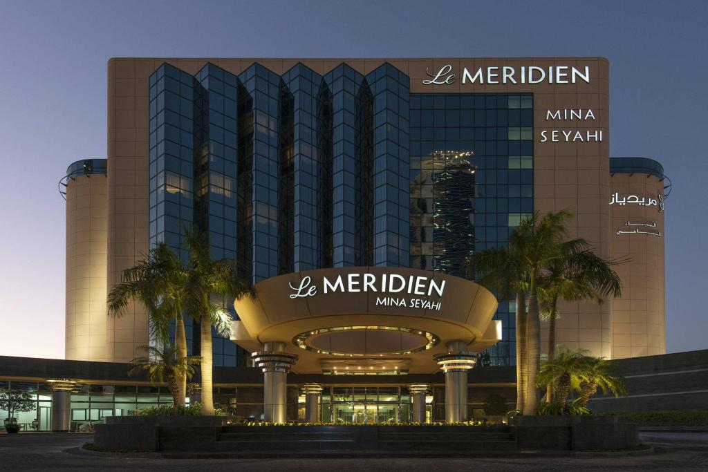 le meridien airport dubai location map Le Meridien Mina Seyahi Beach Resort Marina Dubai 2020 Updated le meridien airport dubai location map