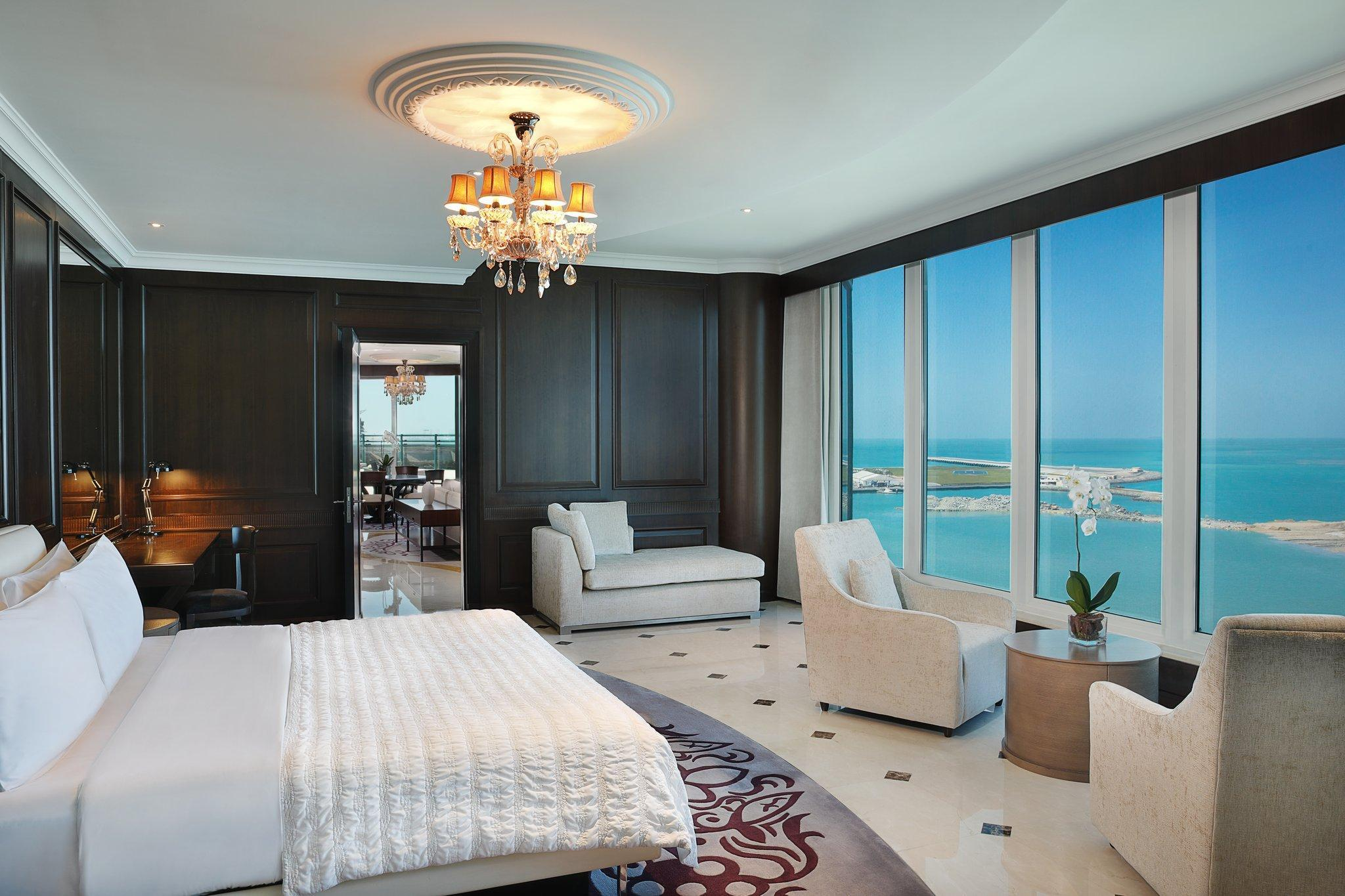 Presidential Suite, Club lounge access, 1 Bedroom Suite