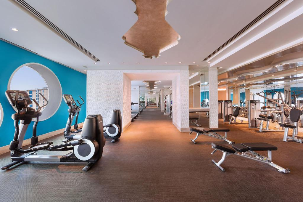 Fitness center ITC Kohenur, a Luxury Collection Hotel, Hyderabad
