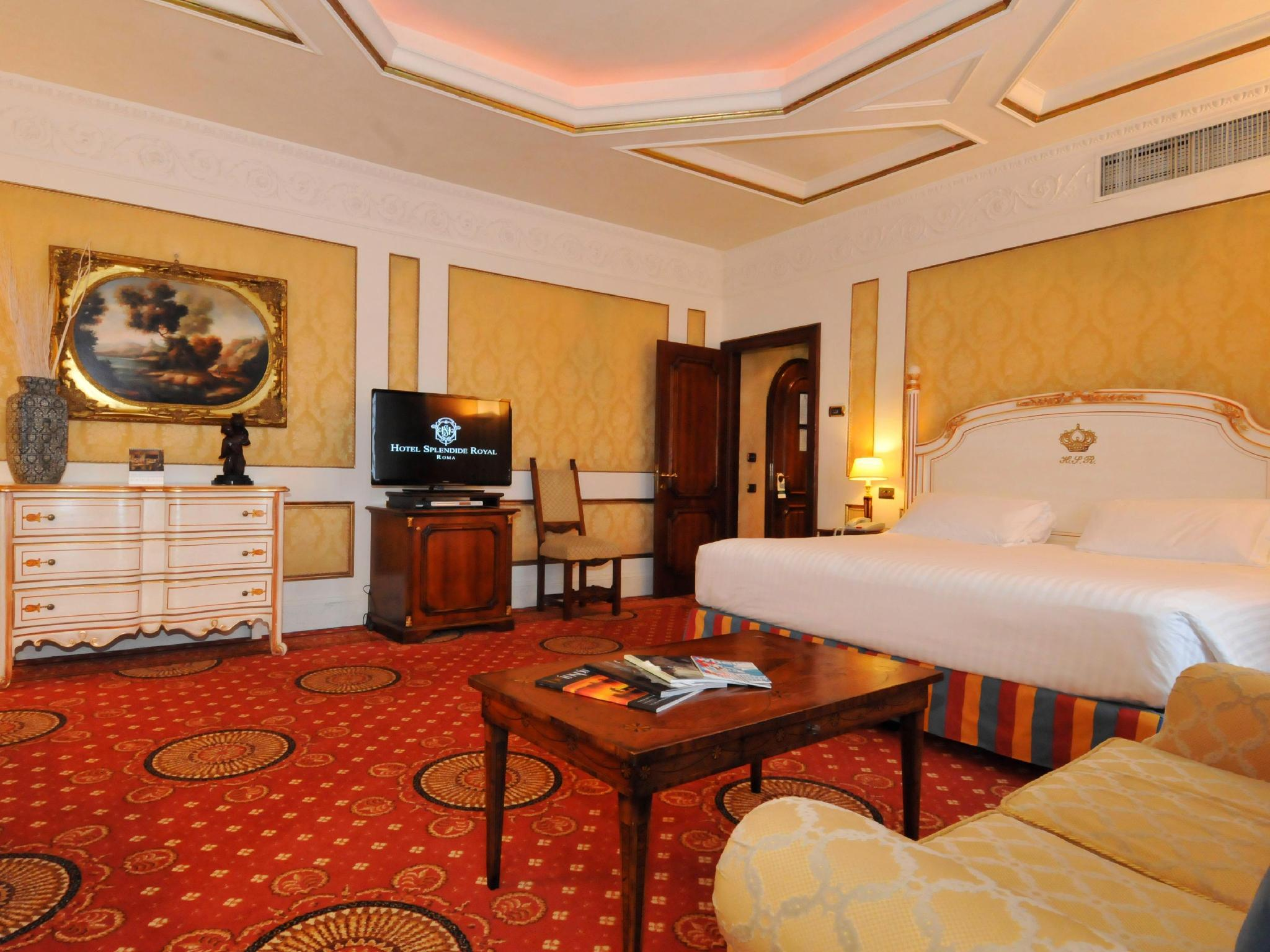 Hotel Splendide Royal Small Luxury Hotels Of The World In Rome