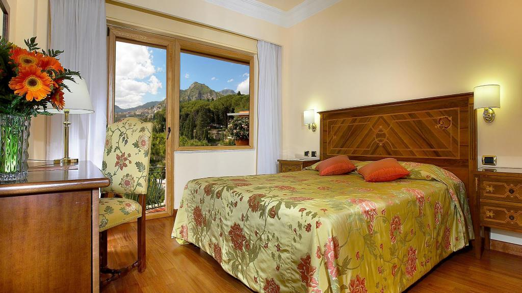 Classic Double or Twin Room Hotel Villa Diodoro