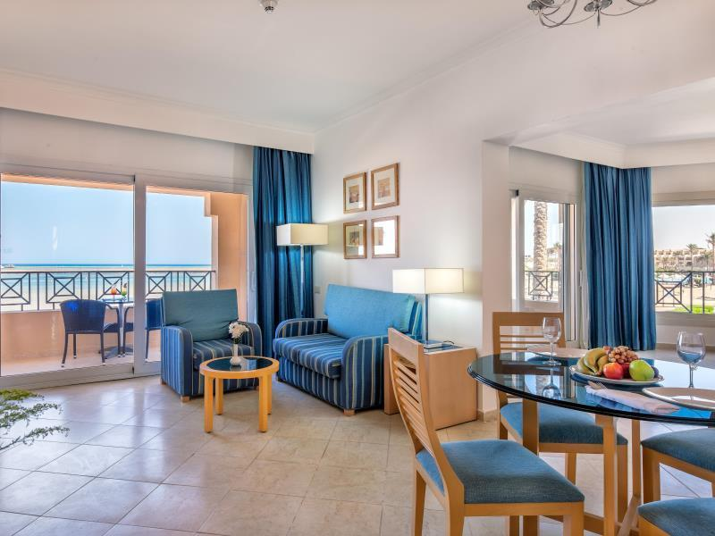 Suite Junior amb Vistes al Mar (Junior Suite with Sea View)