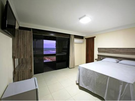 Superior Double Room with Frontal Sea View