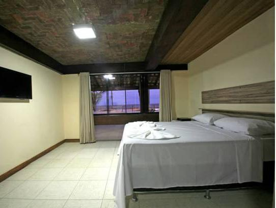 Superior Quadruple Room with Frontal Sea View