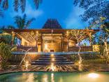 3 BR wooden villa private pool@SandanaUbudVilla